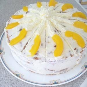 Rezept Der Woche Saure Sahne Torte Einfach Kostlich Und Gut
