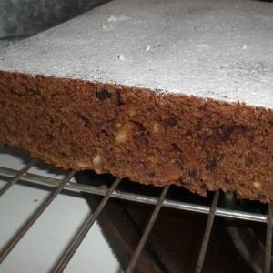 Schneller Schokoladenkuchen Vom Blech