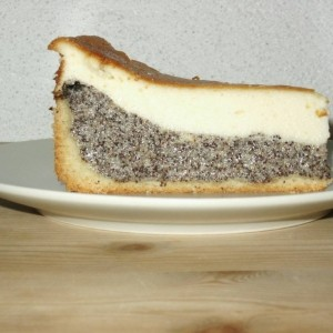 Mohnkuchen Mit Schmandguss