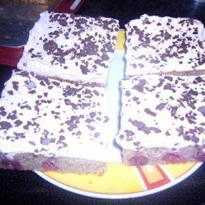 Rotwein Kirsch Kuchen Vom Blech Blitzschnell