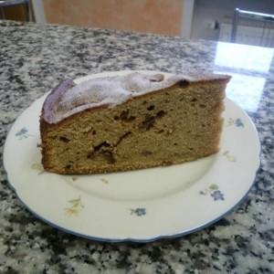 Dominostein Kuchen