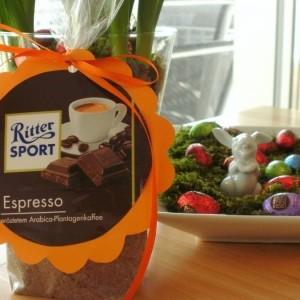 Ritter Sport Pudding