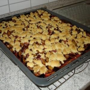 Zwetschgenkuchen Mit Murbeteig Furs Backblech