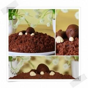 Maulwurfkuchen Torte