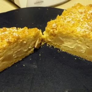 Apfel Quark Streusel Kuchen