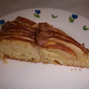 Leichter Apfelkuchen Mit Amarettini 2 5