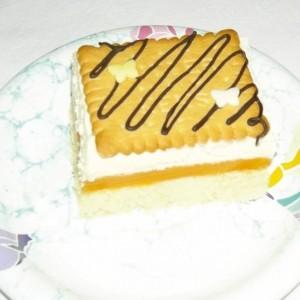 Rezept Der Woche Fruchtige Schnitten Mit Butterkeks Vom Blech