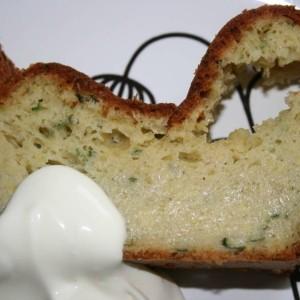 Zucchini Pecorino Kuchen