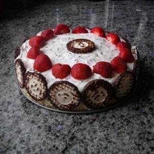 Rezept Der Woche Mohrenkopf Torte