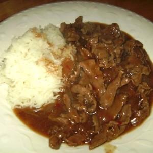 Rezepte rindfleisch mit zwiebeln