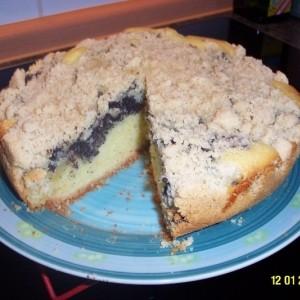 Apfel Mohnkuchen Mit Streuseln