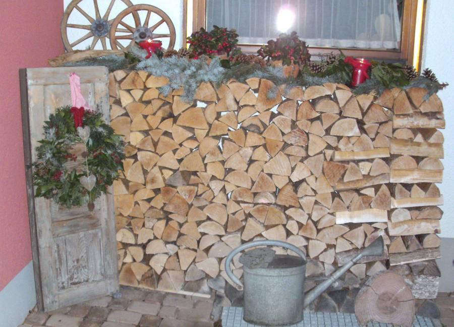 Advents- und Weihnachtsdeko für draußen