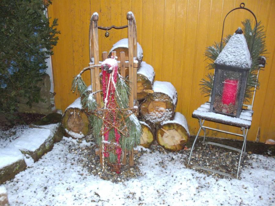 advents und weihnachtsdeko f r drau en