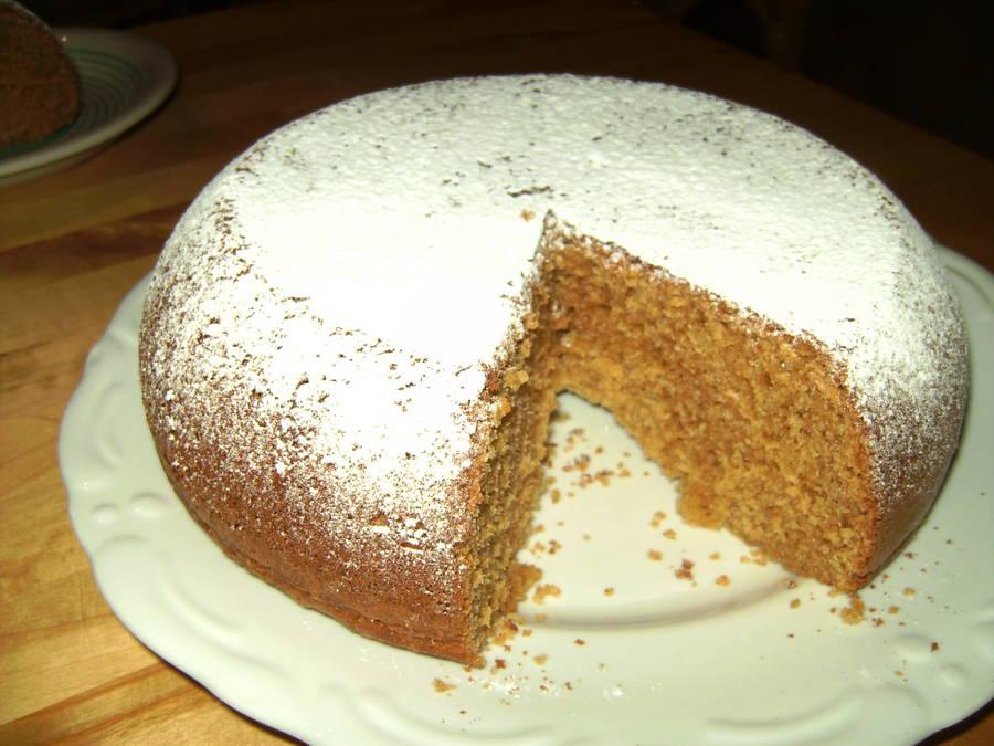 Amarettini Kuchen Im Morphy