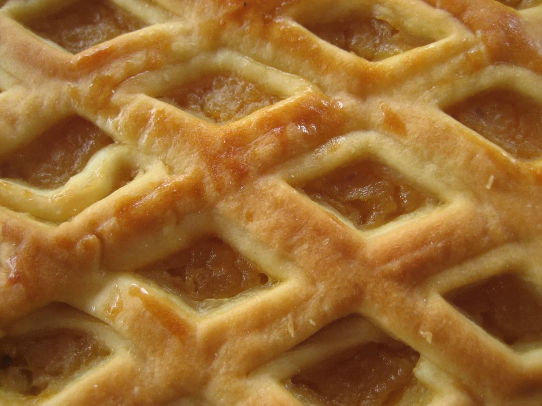 Apfelmus Kuchen Torte