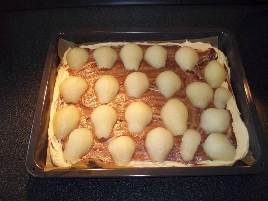 Birne helene blechkuchen