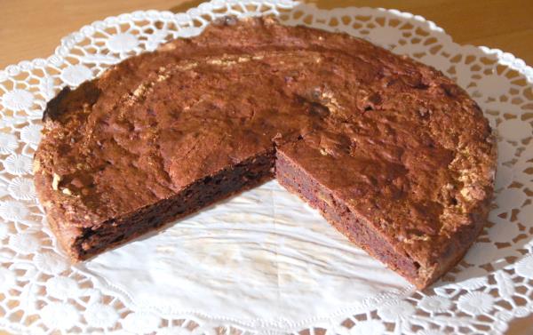 Buttermilch Rote Beete Schoko Kuchen