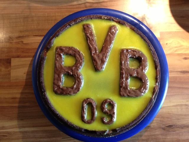 Bvb Torte