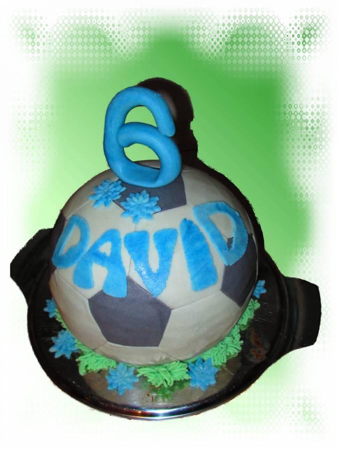 Fussballkuchen Zum 6ten Geburtstag