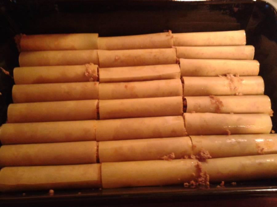 gefüllte Cannelloni  gefüllte Canne...