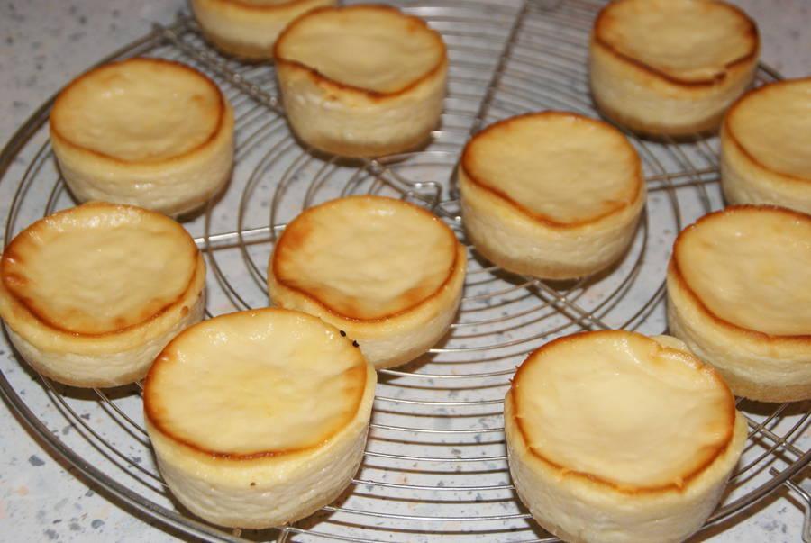 Kasekuchen Muffin Abwandlung Von Kasekuchen Von Dackel Resi