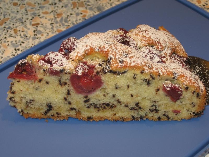 Kirschli-Kuchen