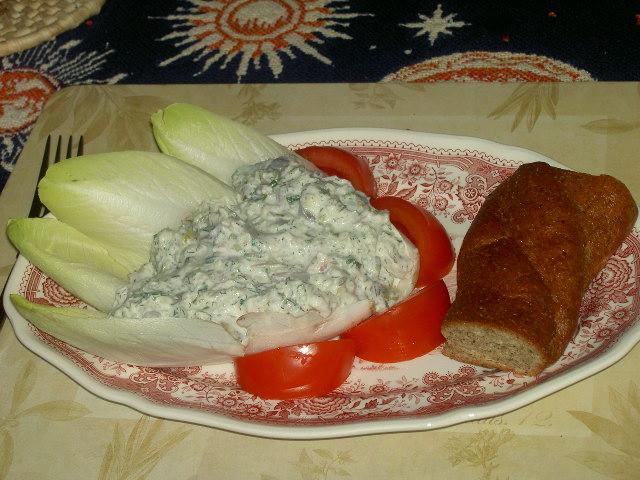 low carb matjes salat herzhaft mild. Black Bedroom Furniture Sets. Home Design Ideas