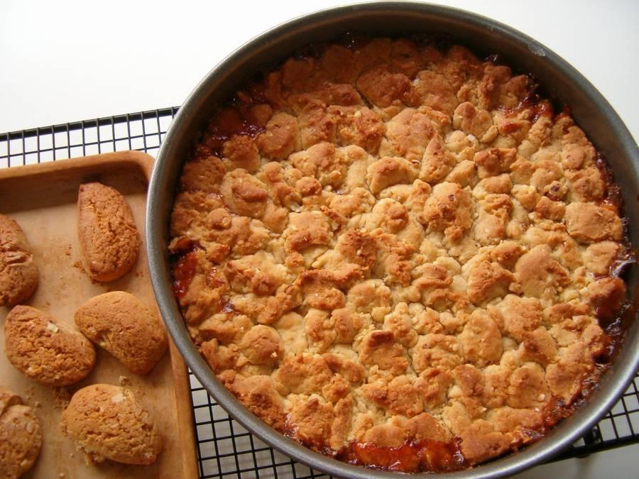 Marmelade Streusel Kuchen