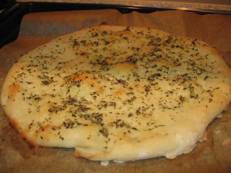 Pizzabrot Thermomix