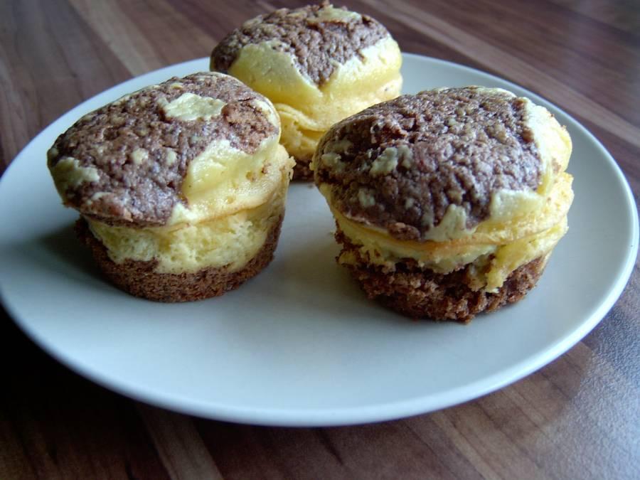 Vanille Schoko Muffins